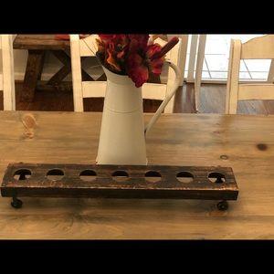Rustic Home Decor Accent Centerpiece